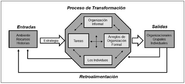 La Organización Informal Y Sus Efectos En Las Capacidades De